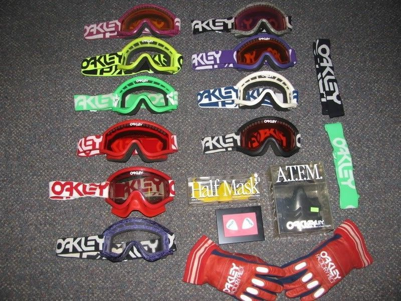MY VINTAGE / OLD SCHOOL OAKLEY GOGGLES & MASKS COLLECTION - 001-12.jpg