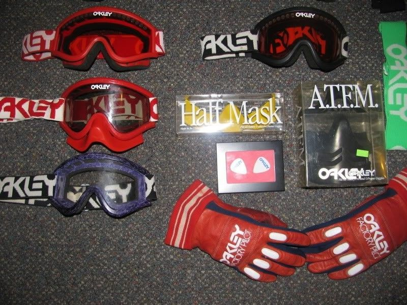 MY VINTAGE / OLD SCHOOL OAKLEY GOGGLES & MASKS COLLECTION - 003-5.jpg
