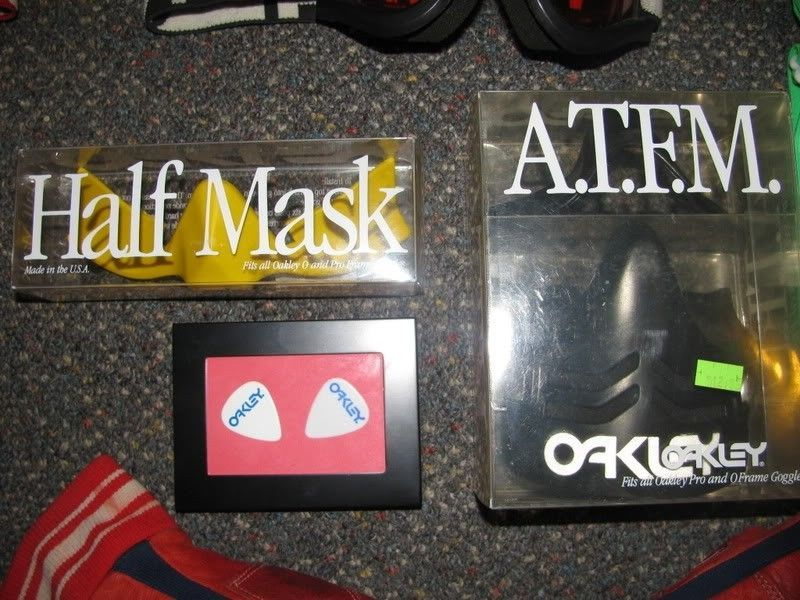 MY VINTAGE / OLD SCHOOL OAKLEY GOGGLES & MASKS COLLECTION - 004-7.jpg