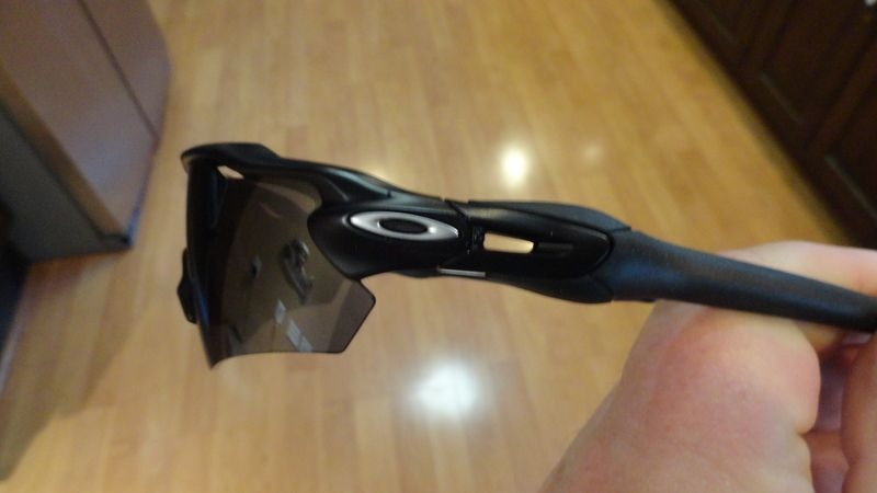For Sale - OAKLEY Radar EV Path- like NEW- Matte black frame