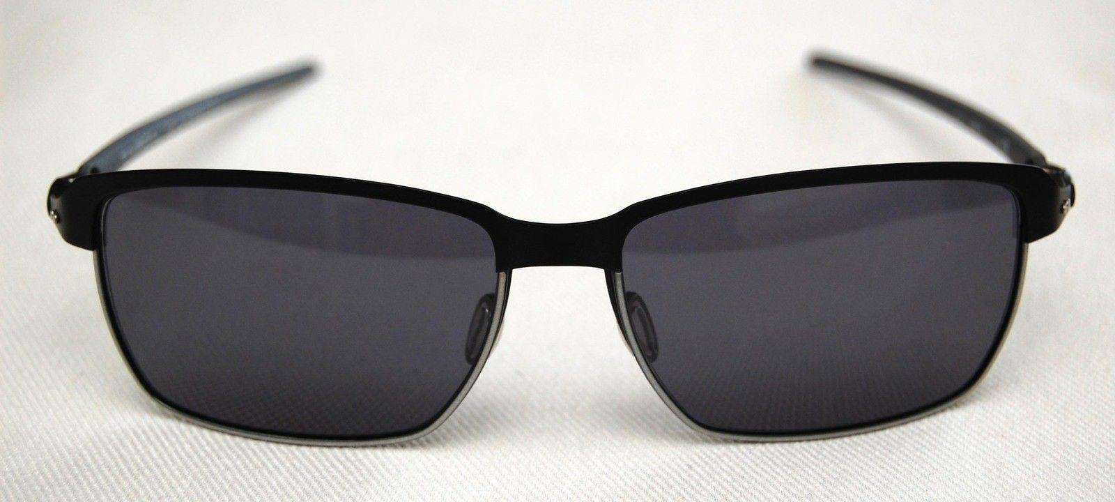 Tinfoil Carbon OO6018-01 Matte Black / Silver   Grey Lens - 01.jpg