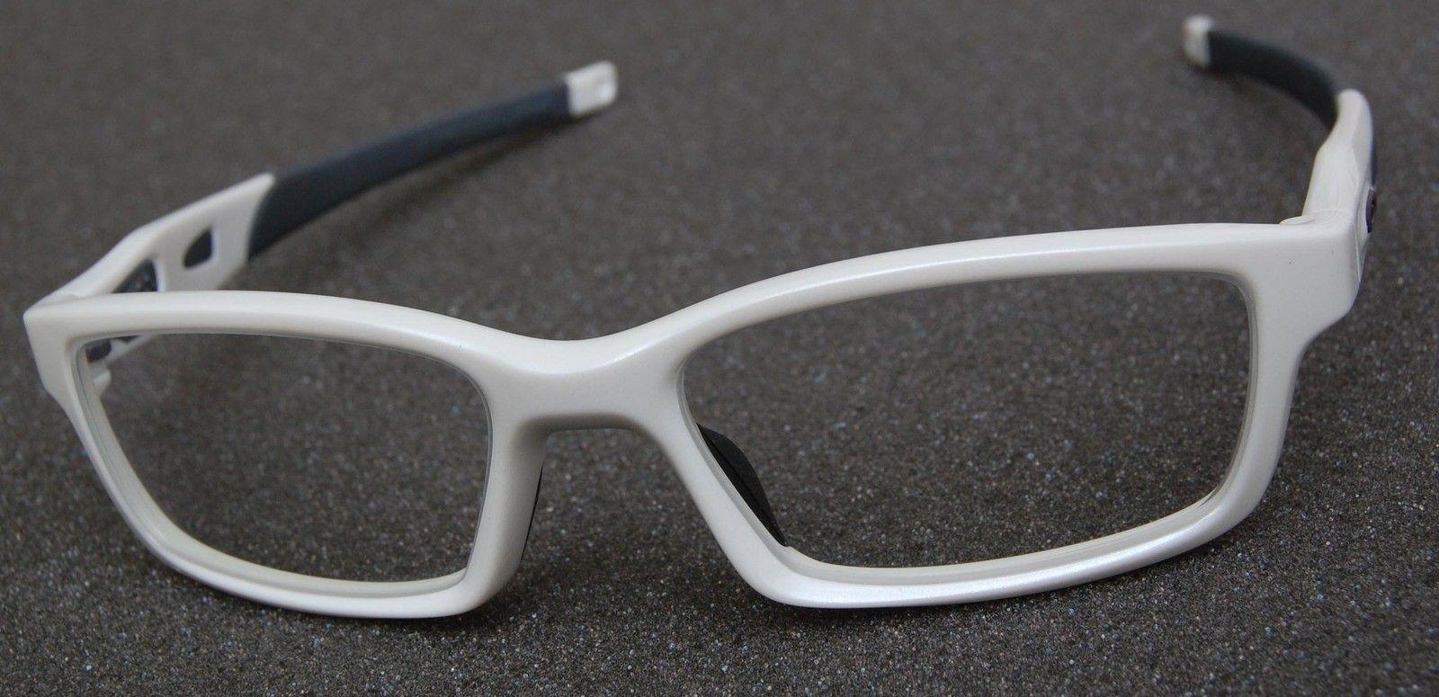 Oakley Crosslink OX8027-0453 Pearl White / Grey Rx Prescription - 02.jpg