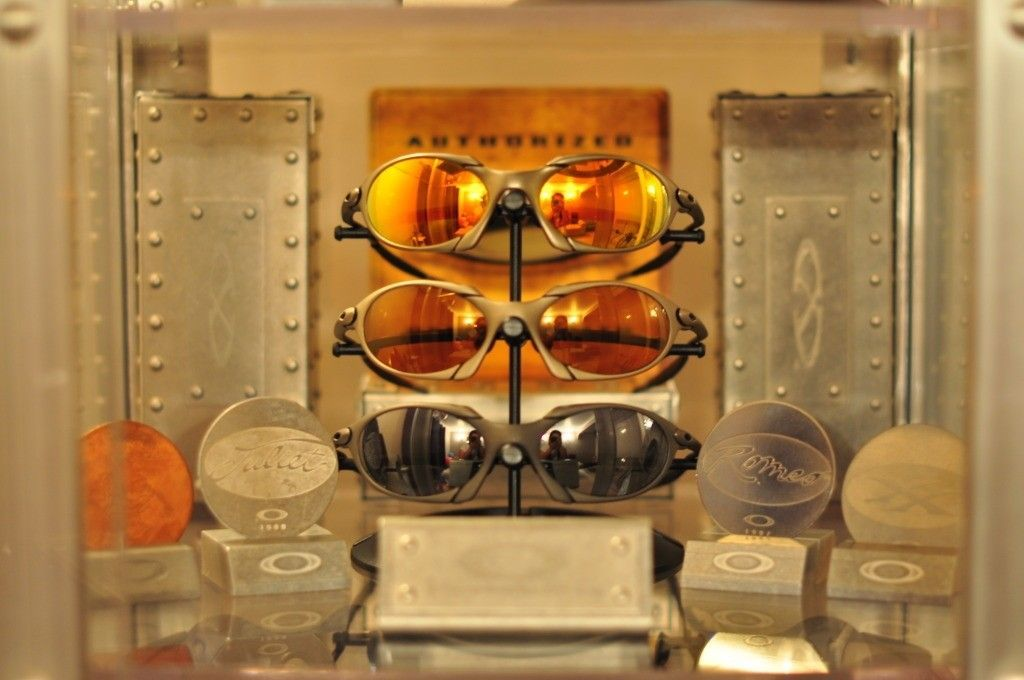 Bilogsky's Oakley Collection - 02Romeos.jpg