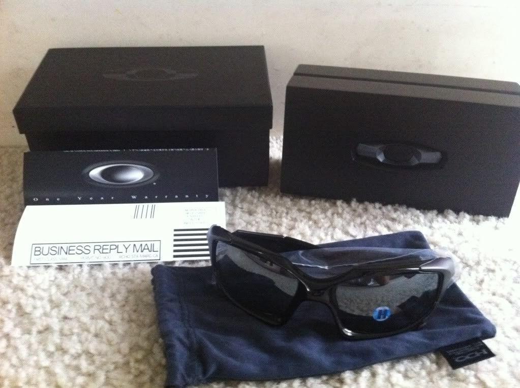F/S: OaKlEy PiT BoSs Polished Black/Gunmetal Frame With Blk Iridium Lenses-NEW!! - 032.jpg