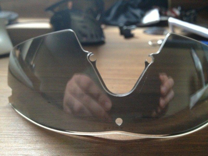 Help! M-Frame Vs M-Frame 2.0 Lenses Difference?   Oakley Forum