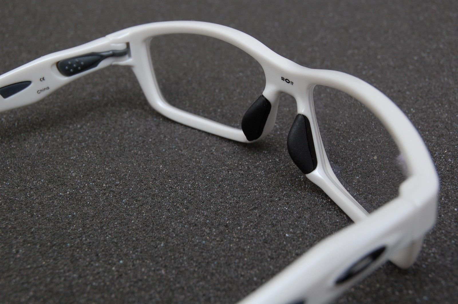 Oakley Crosslink OX8027-0453 Pearl White / Grey Rx Prescription - 06.jpg