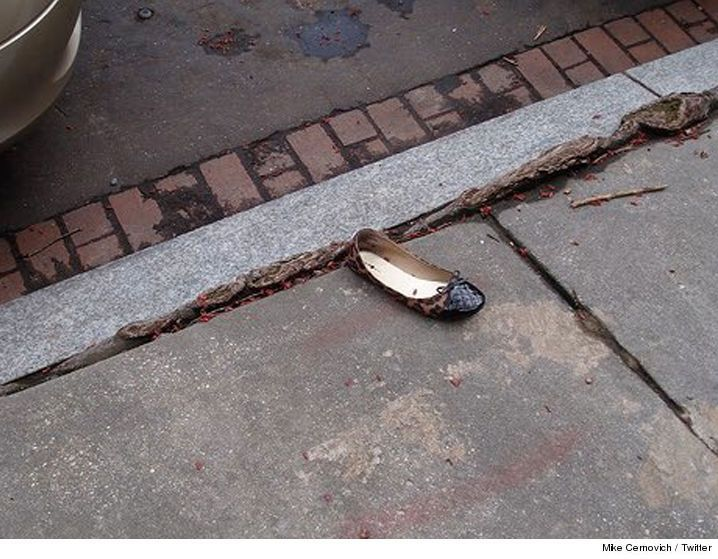 Hillary almost hit the ground on 9/11 - 0911-hillary-clinton-shoe-twitter-4.jpg