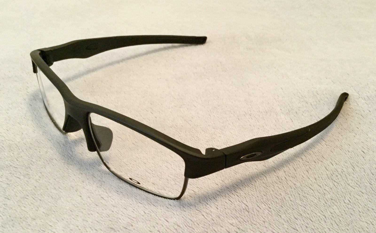 00620b64a71a Oakley A Crosslink Switch (56) Eyeglasses (New) - 0A0211CE-A736-