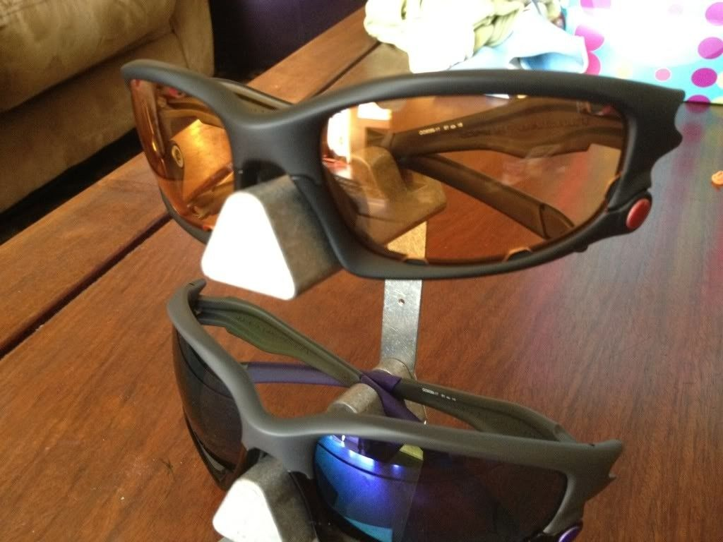Newish Split Jacket With New Persimmon Lenses And New Jaws - 0b4c6b09.jpg