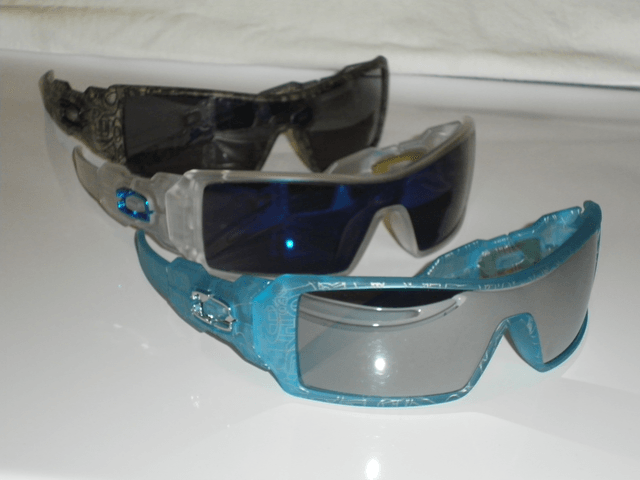 My Oakley OIL RIG Collection: Frost & Complete - 0dc4741b.png
