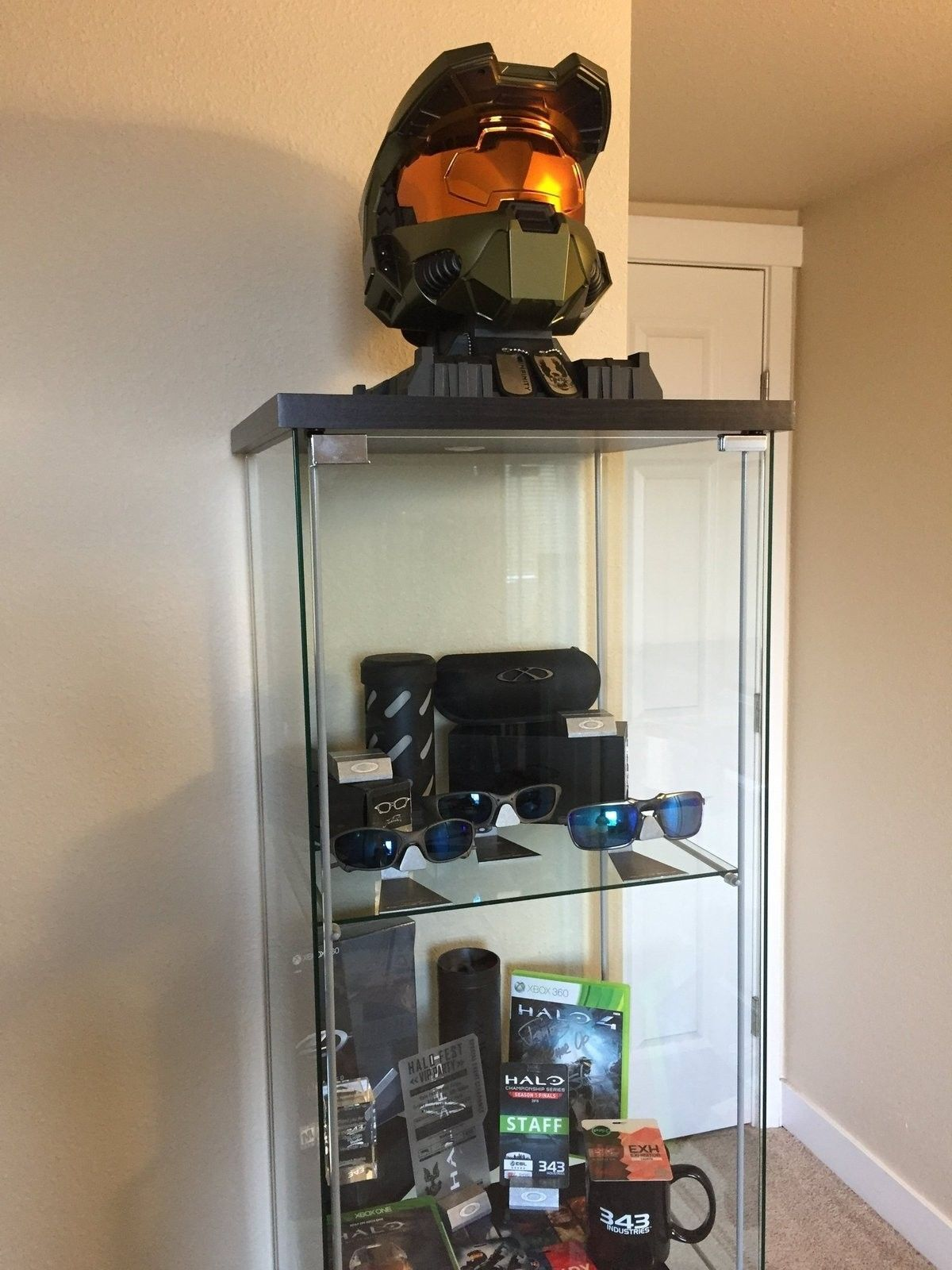 My First Display Case (Ikea) - 1.JPG