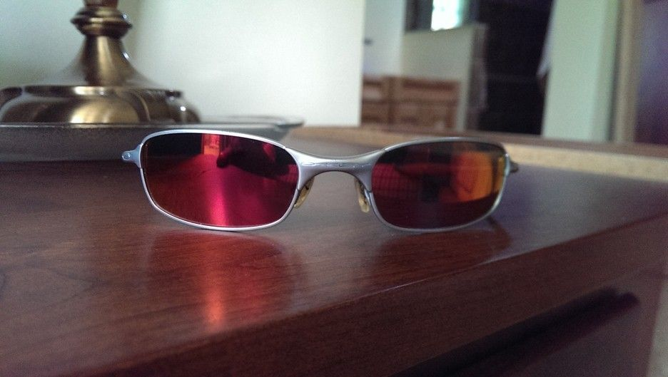 Buying Oem Lenses For Square Wire 2 0 In Red Iridium
