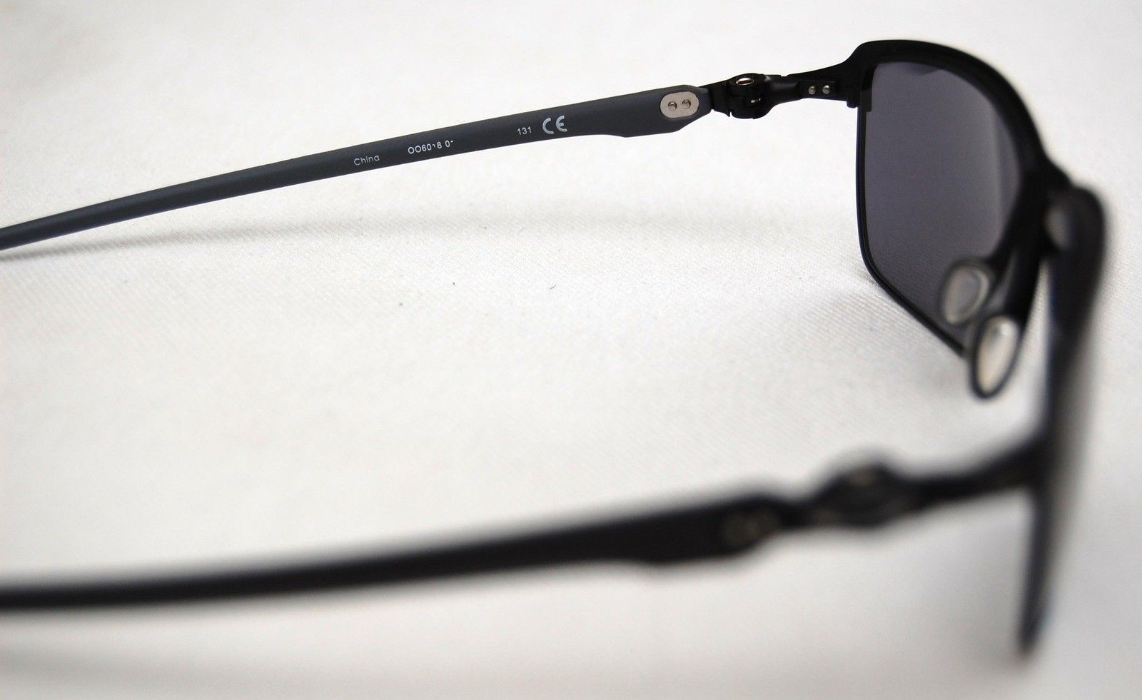 Tinfoil Carbon OO6018-01 Matte Black / Silver   Grey Lens - 10.jpg