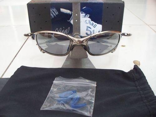 Oakley Juliet Polished Slate Ichiro 3rd Release - 102_6098_zps4b95313a.jpg