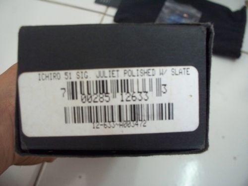 Oakley Juliet Polished Slate Ichiro 3rd Release - 102_6101_zps270fc308.jpg