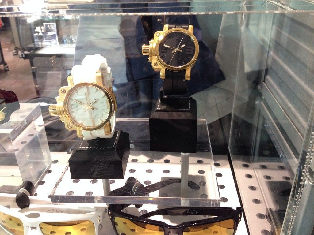 New Gold Oakley Watches? - 10952374933_e5c1c805d3_b.jpg