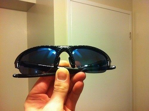 Price Drop $100 Half Jacket 1.0 Carbon Fiber With Ice, Black Iridium, Persimmon And Clear Lenses. - 10974709086_c997e1b96b.jpg