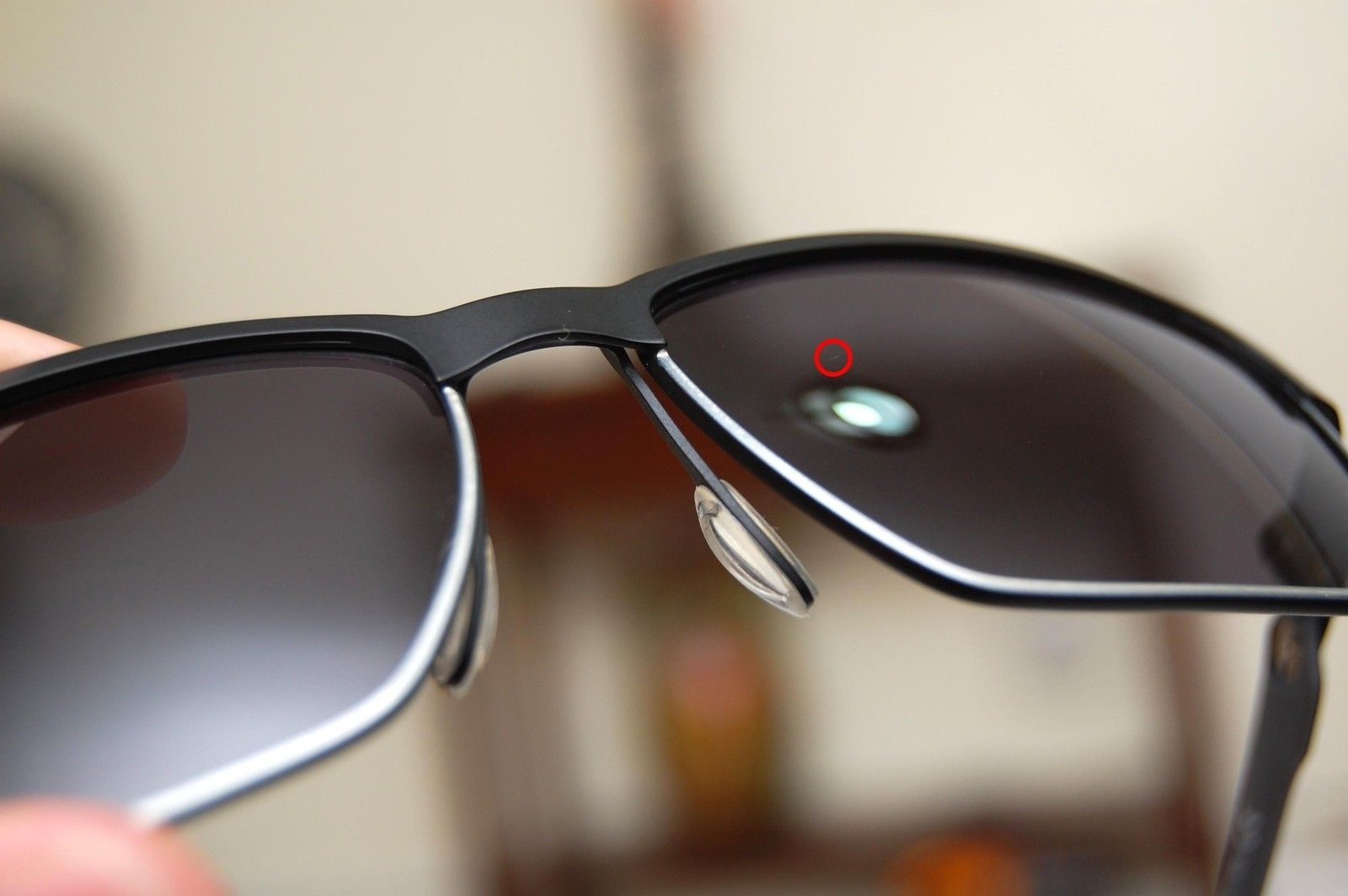 Tinfoil Carbon OO6018-01 Matte Black / Silver   Grey Lens - 11.jpg