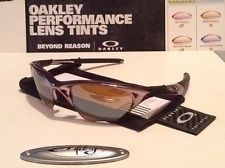 Oakley Half Jacket 1.0 Black Chrome w/ Titanium Iridium XLJ - 111707275627_1.jpg