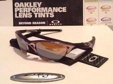 Oakley Half Jacket 1.0 Black Chrome w/ Titanium Iridium XLJ - 111707275627_1.jpg