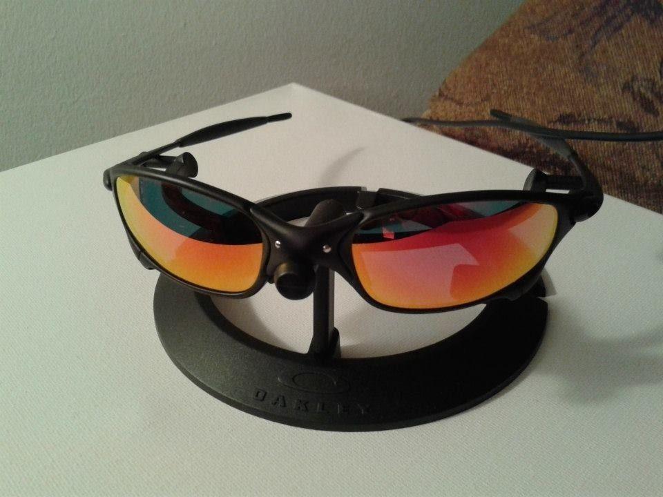 Xman Custom Juliets Matte-Black/Ruby Plasma Rivets MUST SEE - 1170739_627052210695985_587318297_n.jpg