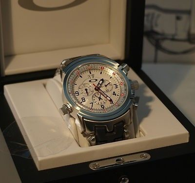 OAKLEY 12 Gauge Stainless Steel White Dial ~ BNIB ~ Selling For $875 Shipped - 12gaugey.jpg