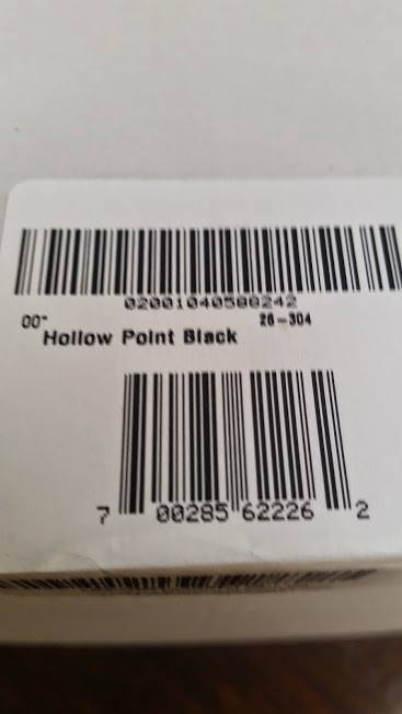 Hollow Point, several colors available - 13173824_853719038084055_2952665215183341257_n.jpg