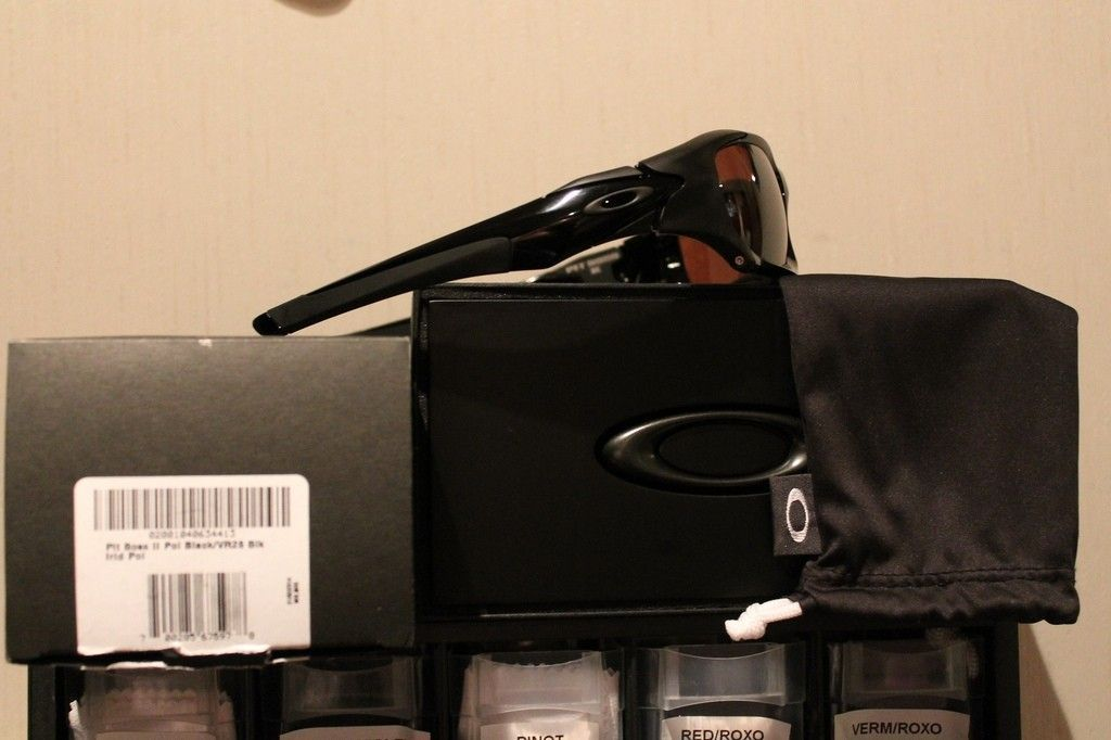 Pit Boss II Polished Black With VR28 Black Iridium Polarized - 13442340105_29f836af7f_b.jpg