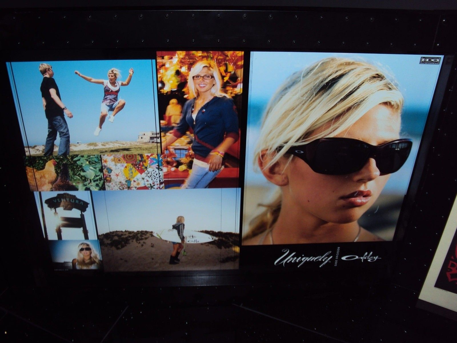 Oakley Frames And Cardboard Displays - 1347395742226.jpg