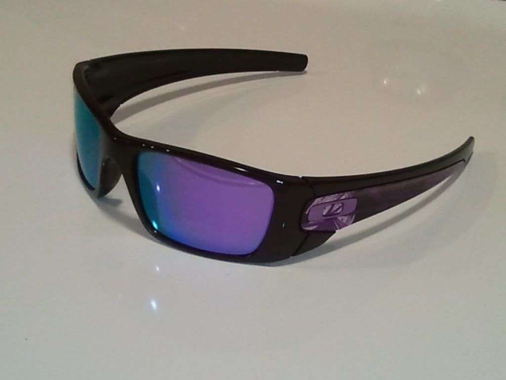 For Sale: Custom Fuel Cell Polished Black/Custom Earstems/Violet Iridium - 13e6f46c.jpg