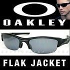 Oakley Flak Jacket Sunglasses Jet Black Iridium 03-881 NEW - 140.jpg