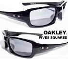 Oakley Fives Squared Black w/ Grey Lenses - 140.jpg