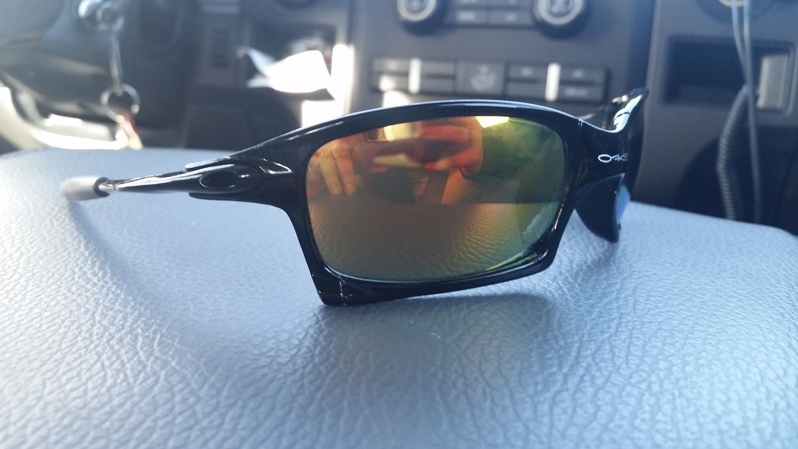 New Oakley's....fake? - 1425764688453.jpg