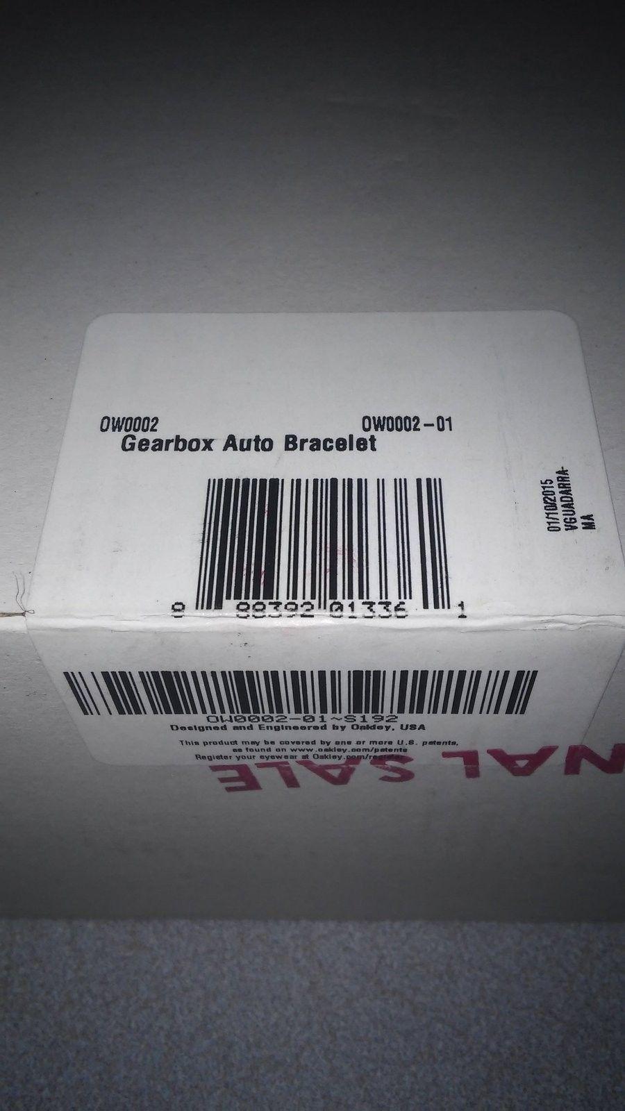 Bnib gearbox automatic - 1431877552965.jpg