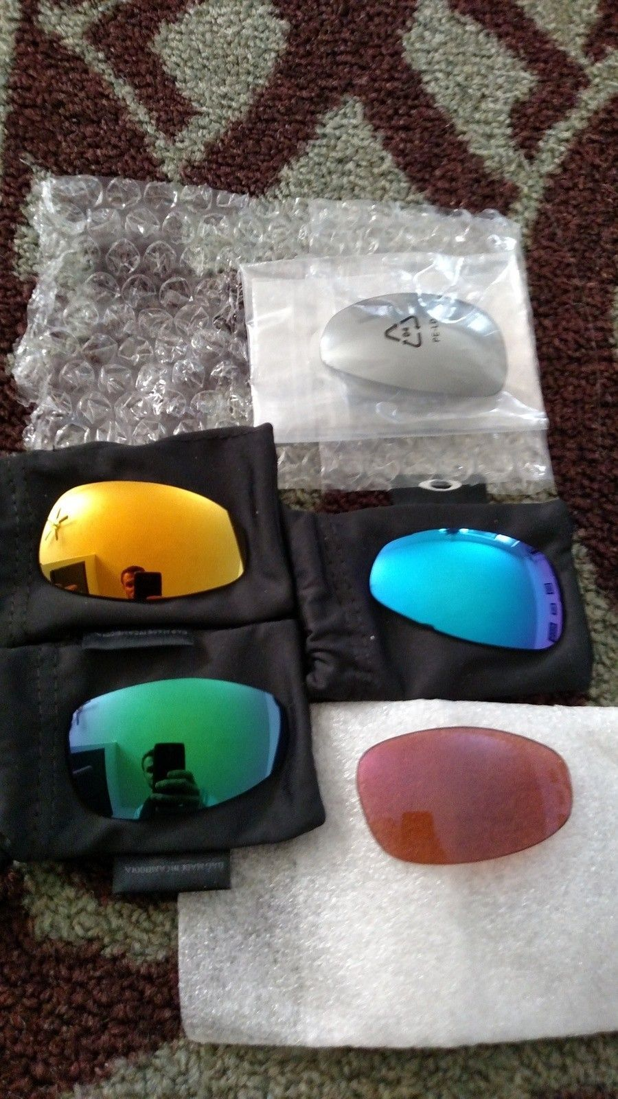 XX X METAL (Ruby & Violet Iridium) custom cut lenses. - 1450650458709512888576.jpg
