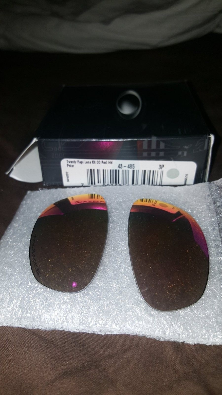 Twenty 00 red iridium polarized. OEM BNIB never mounted 43-485 - 1452236606023852911036.jpg