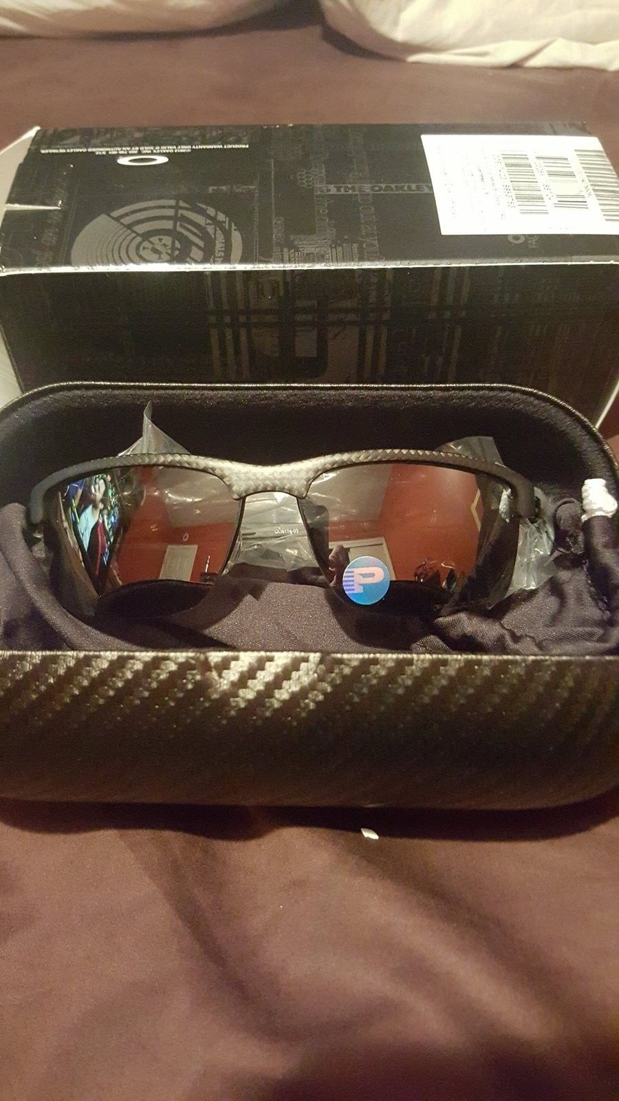 Carbon blade. BNIB. Pol black with Matt carbon. Great deal. - 14522374046301621803125.jpg