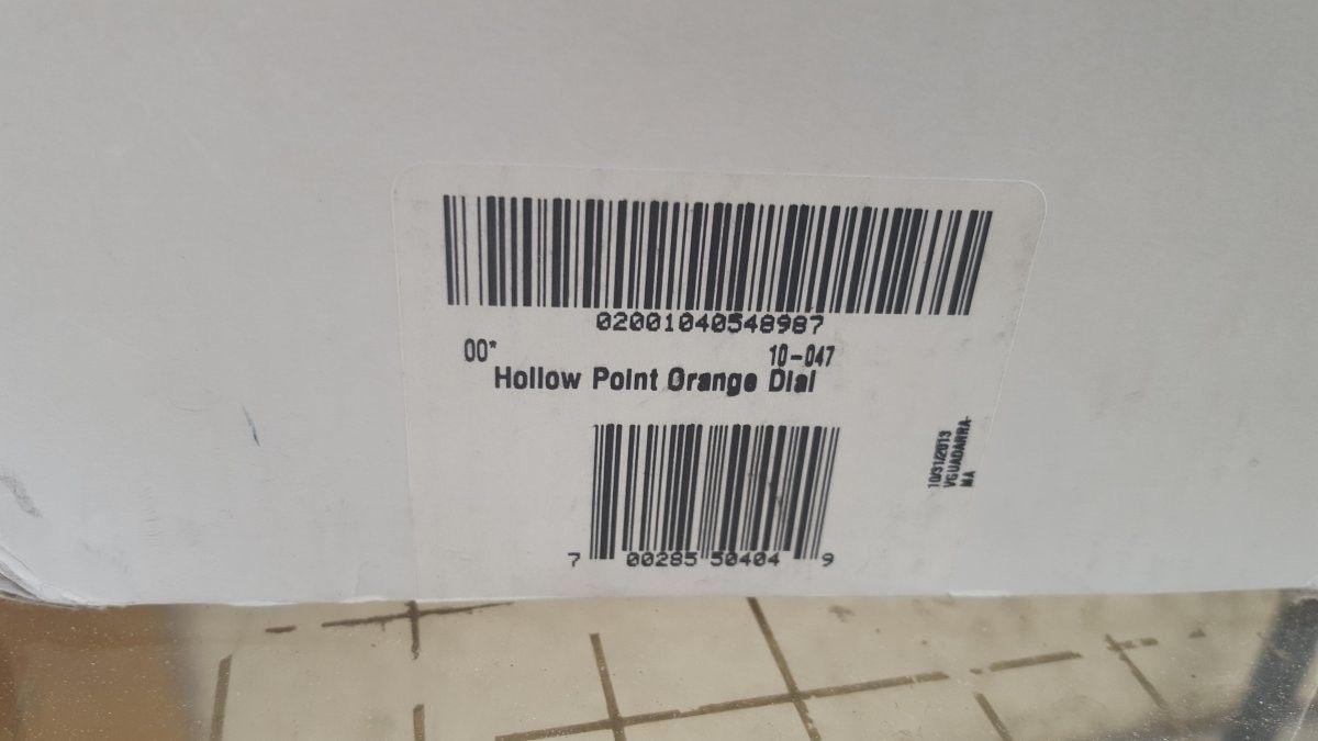 Hollow Point Orange Dial $875 Shipped - 1454276575603-1461228101.jpg