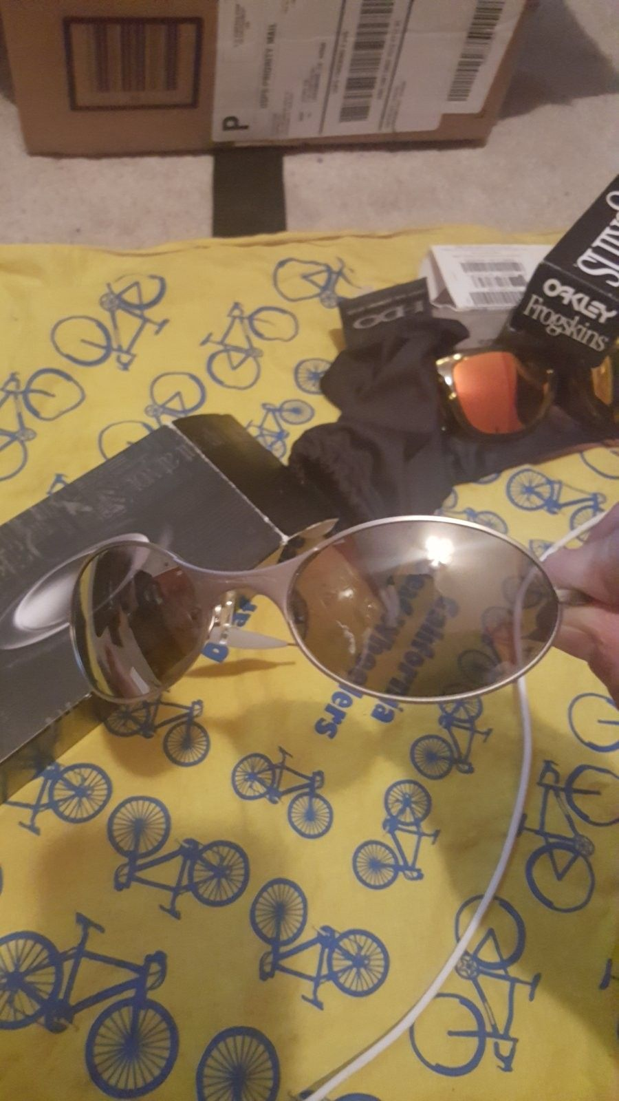 Oakley t wire bnew. PRICE DROP - 14614816287911041922489.jpg