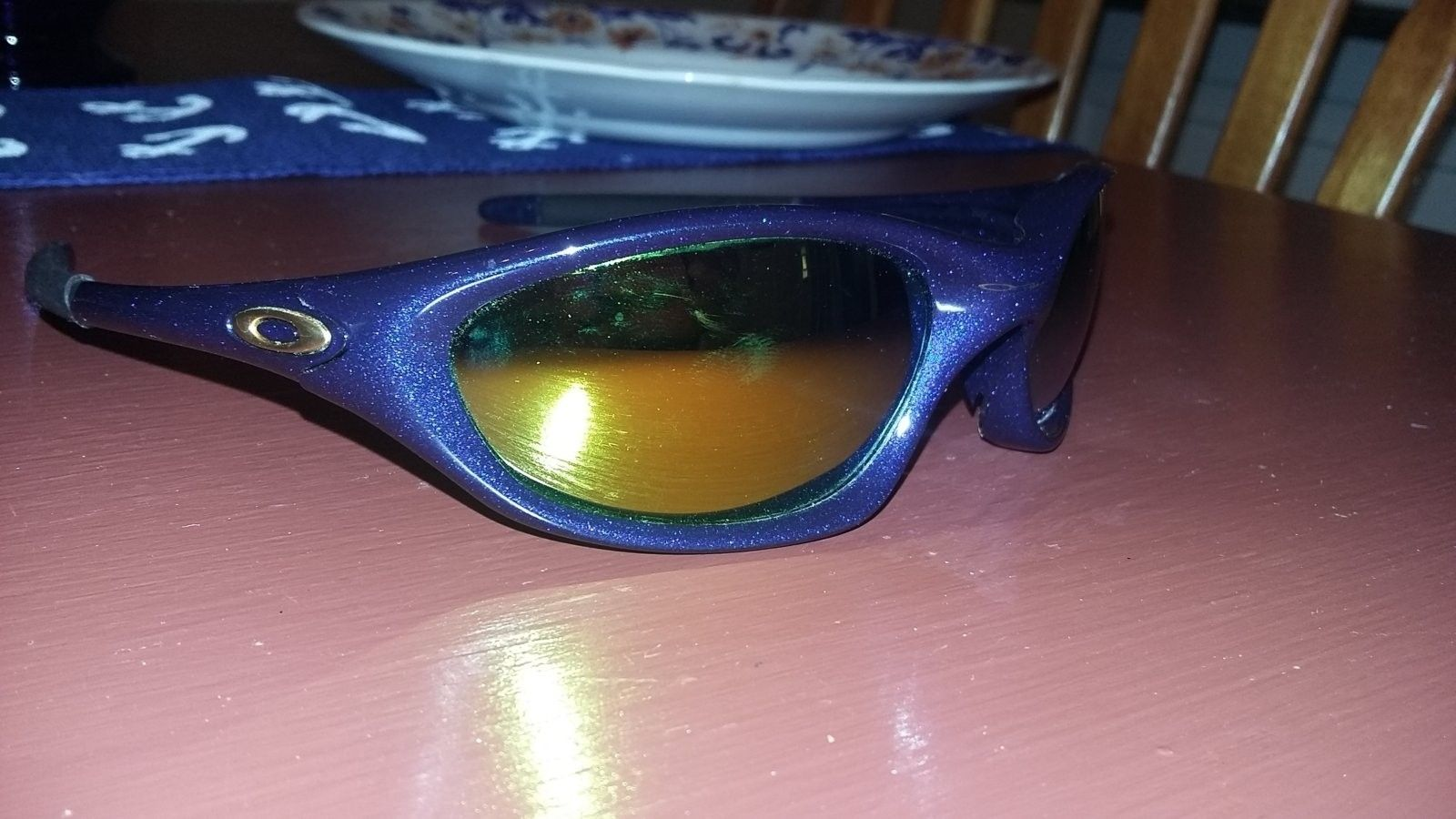 Oakley Twenty XX Midnight Blue/24K Iridium - 1471698551946.jpg