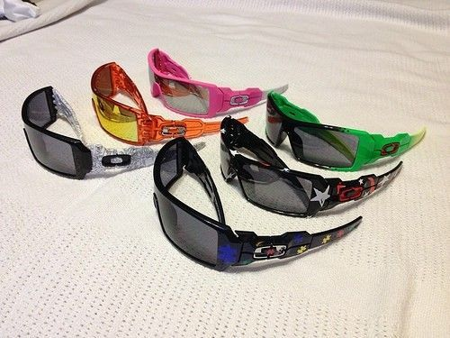 custom oakley holbrook zxlb  oakley oil rig custom