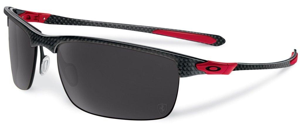 125406cdaa Scuderia Ferrari Polarized Carbon Blade...etched black Ferrari lens  -  14musgl.
