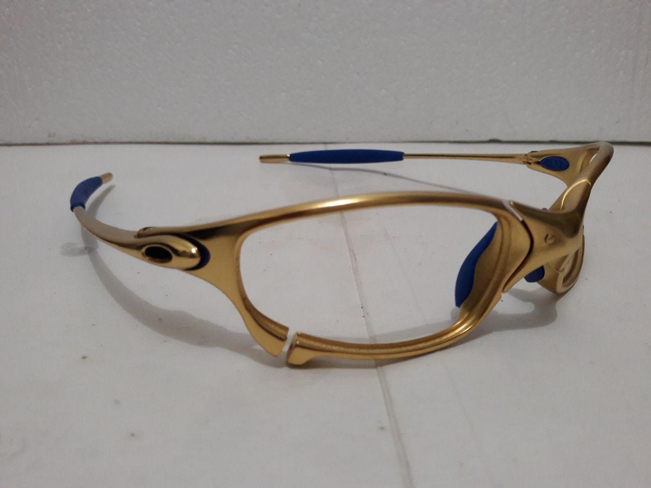 0649a6fdb26 Gold Oakley Juliet « Heritage Malta