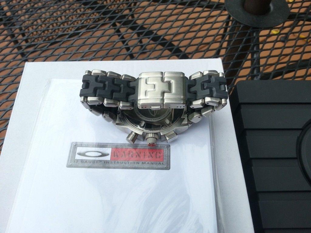 12 Gauge Watch Bracelet Edition Black SOLD - 156aa8561fb523a4c9f21330355212ec.jpg