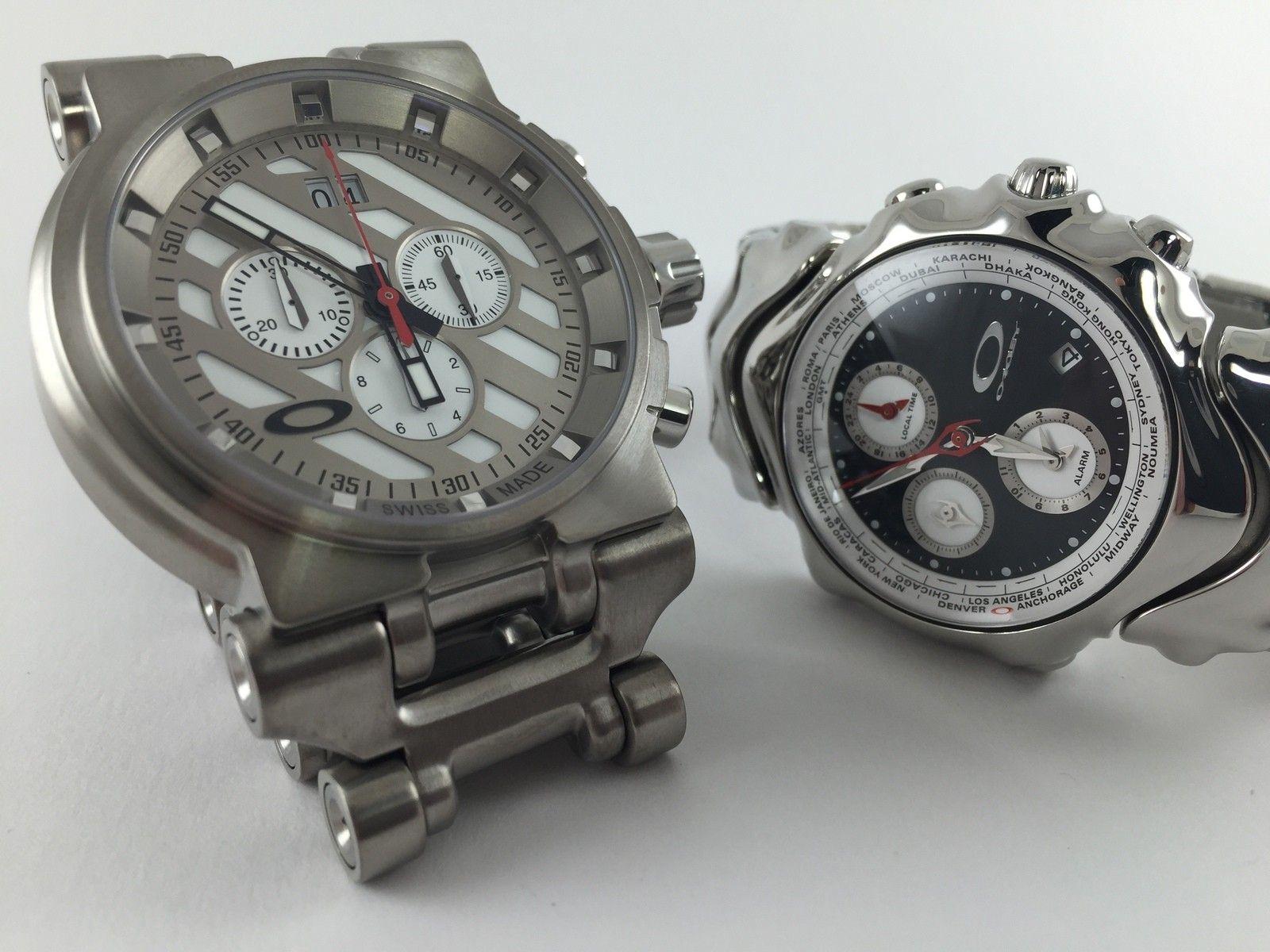 Hollow Point & GMT Watch - 15714405902_9cb641576d_o.jpg