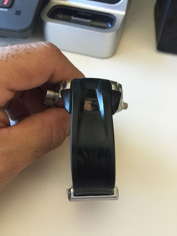 Oakley 12 Gauge Chronograph w/ rubber band - 17AA160C-4D1E-4AE9-A4BD-65AF80B9926A_1.jpg