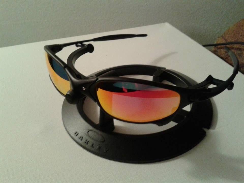 Xman Custom Juliets Matte-Black/Ruby Plasma Rivets MUST SEE - 1922069_627052204029319_1928131312_n.jpg
