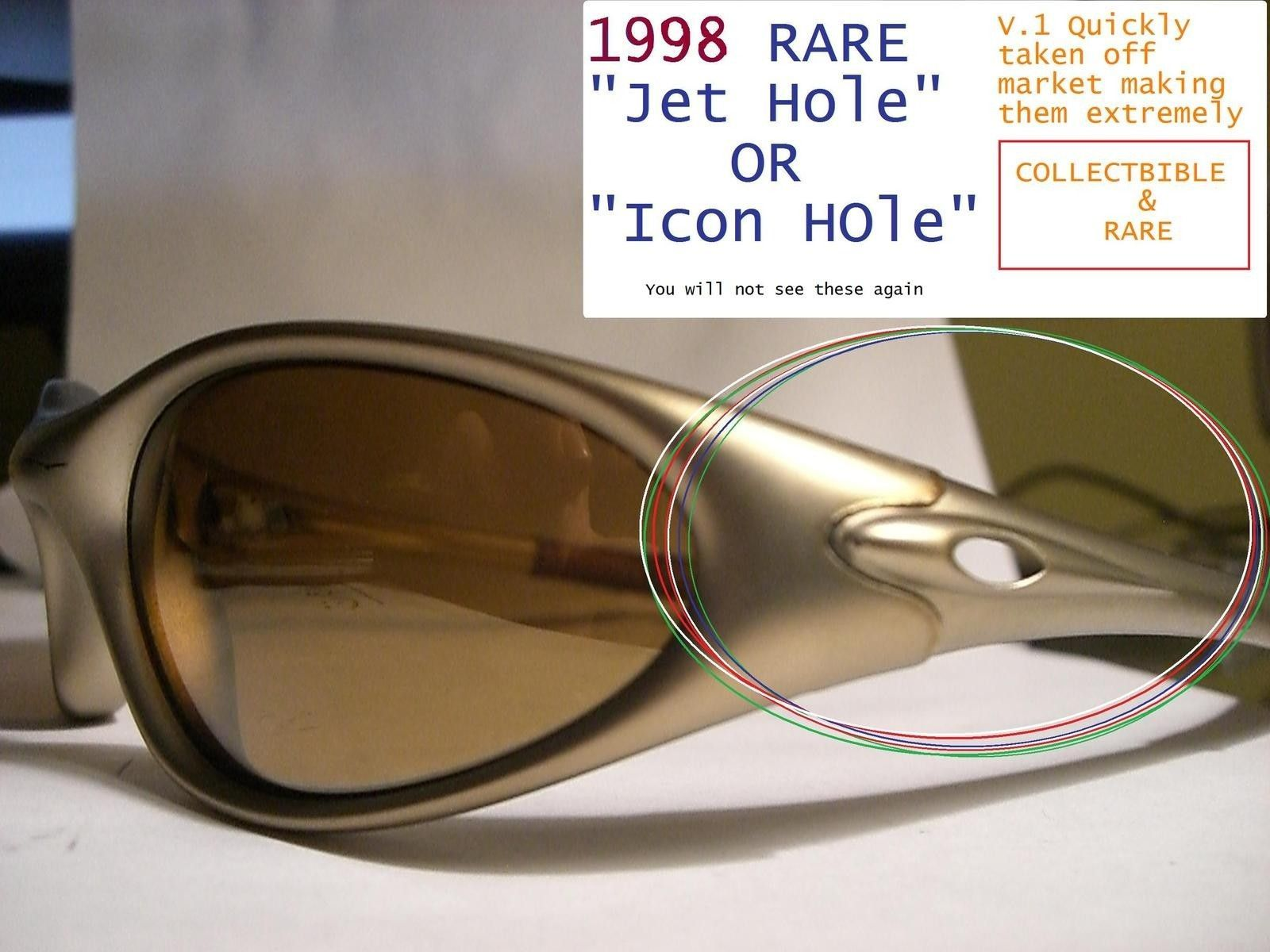 FS: Very RARE V.1 Minute Oakley Sunglasses - 1998minutes.jpg