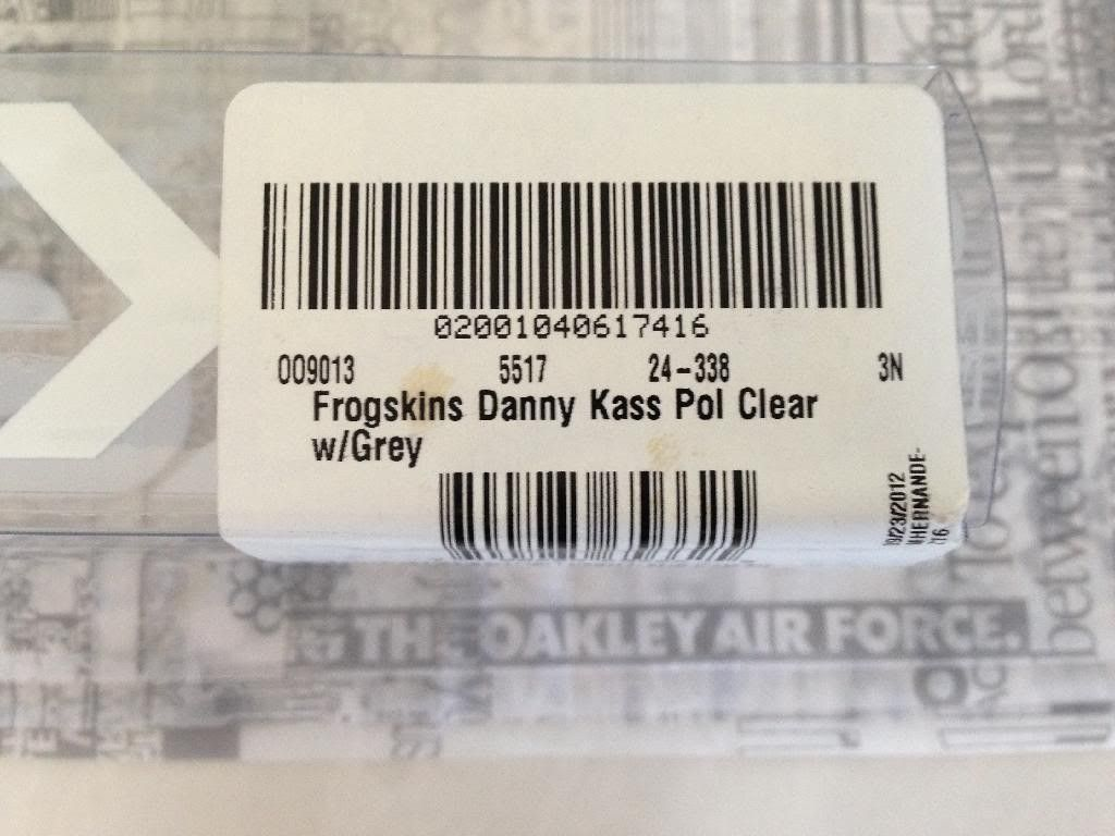 Danny Kass Frogskins - BNIB - 1B13D706-8B1E-441E-A379-34EC124E834E_zps4zlcm5i2.jpg