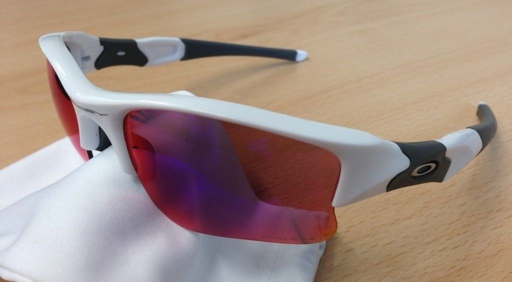 e338836786 Oakley Flak Jacket Xlj Polished White « One More Soul
